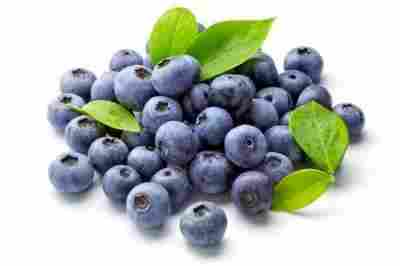 2. Blueberries