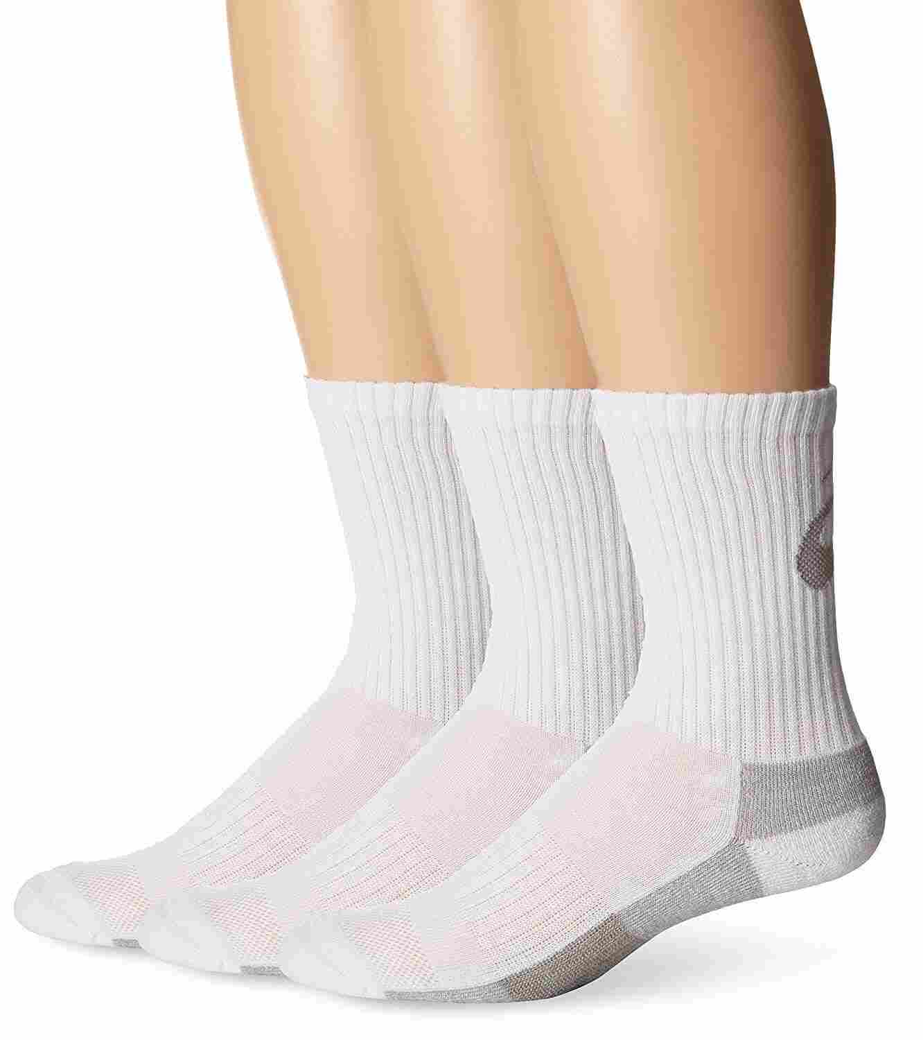 7. Unisex Contend Training Crew Socks