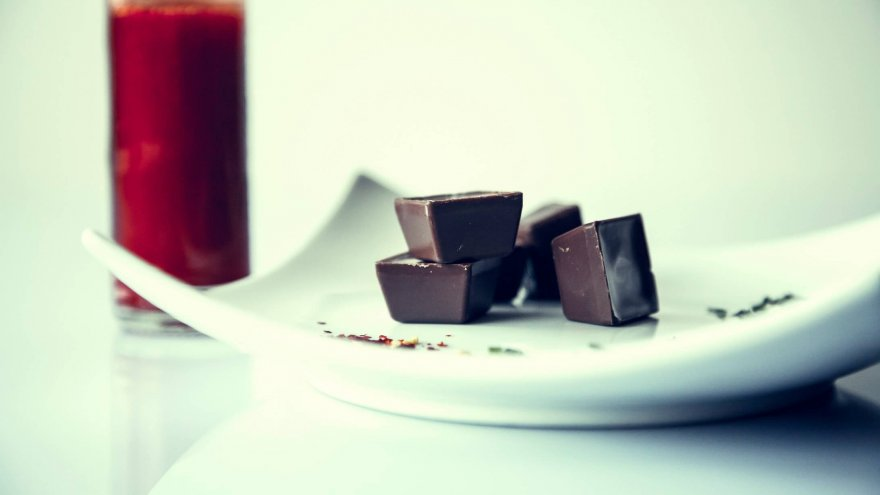Running and dark chocolate: A match made in heaven?