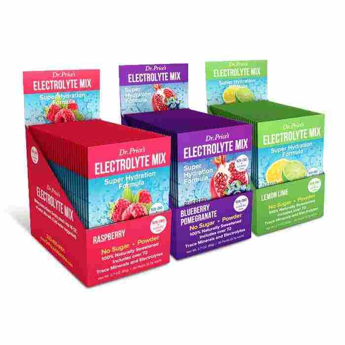 Dr. Price's Electrolyte Drink Mix