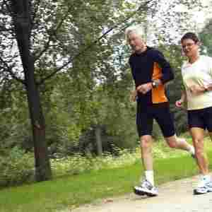elderly-running