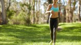 How should you breathe when running?