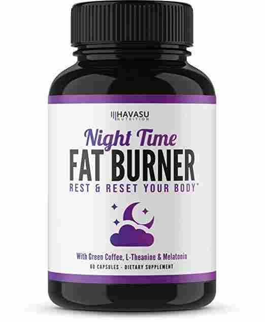 Havasu Night Time Fat Burner