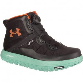 An in depth review of the Under Armour Fat Tire GTX