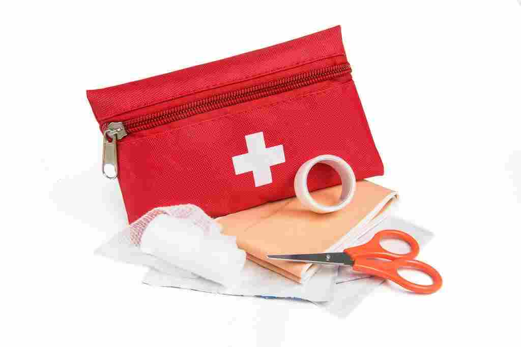 staying-safe-running-solo-first-aid-kit