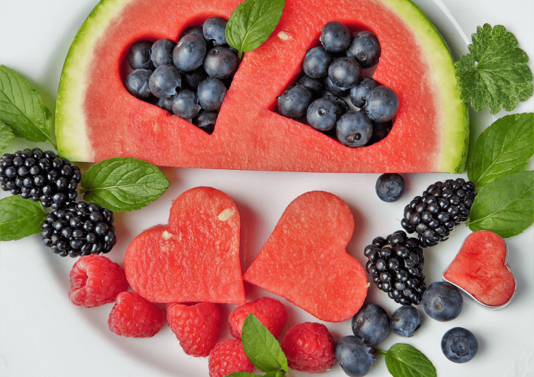 Fruits are a delicious and nutritious way to fuel your training