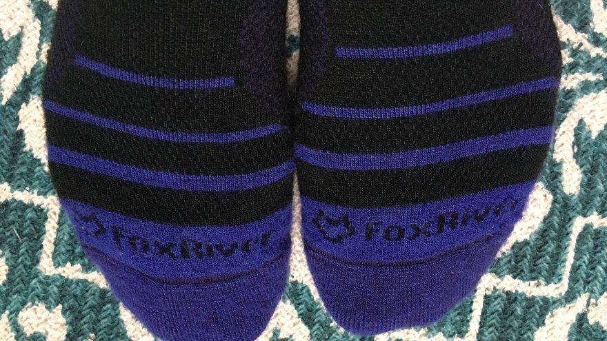 An in depth Review of Fox River Harding Crew Socks
