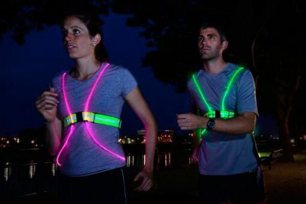 Safely see where you are going with the best running light available