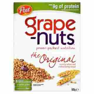 3. Grape Nuts (Post)