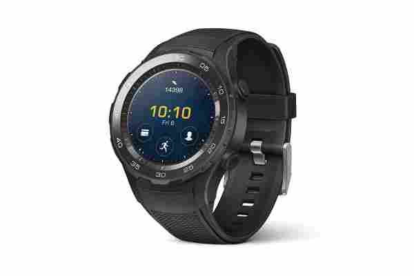 An in depth review of the Huawei Watch 2 Sports