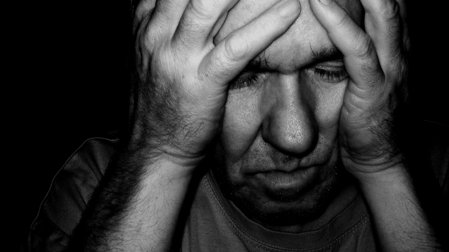 Why are some runners prone to getting a headache after running?