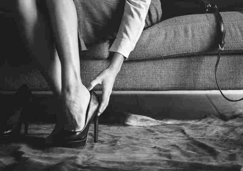 Can wearing high heels negatively impact your running?
