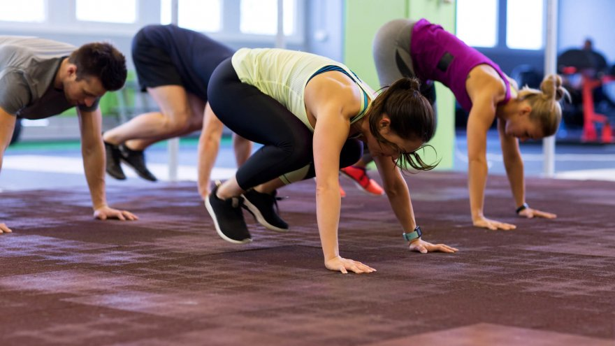 how to do a proper burpee