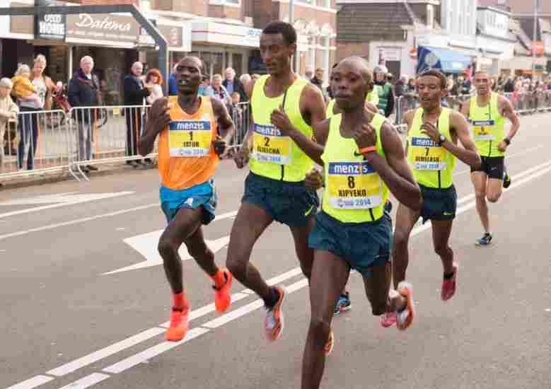 Why You Run Faster on Race Day