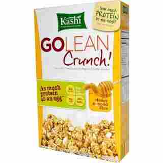 8. Kashi GoLean Honey Almond Flax Crunch