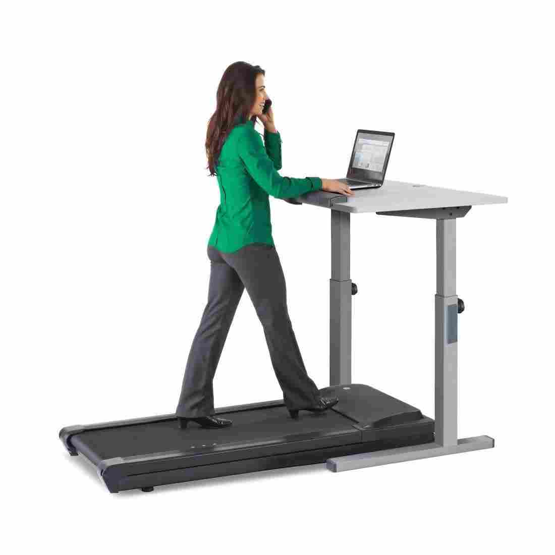 5. LifeSpan TR1200-DT5 Treadmill Desk