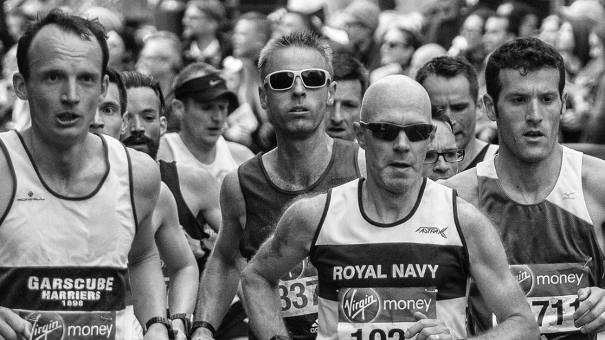 Why variability is a key ingredient to better running.