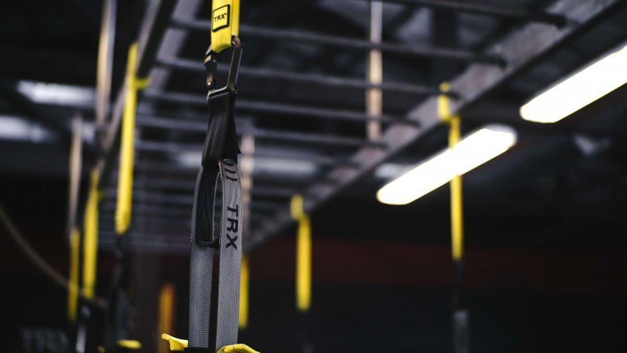TRX is a strength training workout that uses gravity and body weight that has lots of benefits for runnres.
