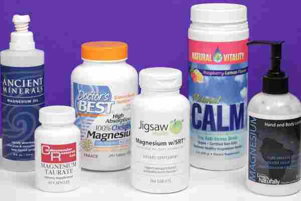 An in-depth review of the best magnesium supplements in 2018