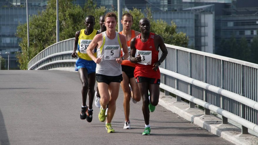 Mental cheats to improve race performance