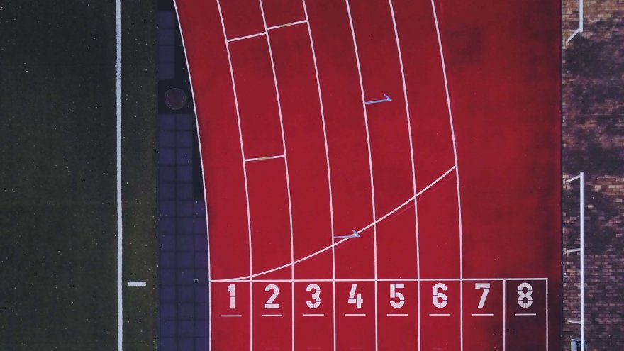 Track workouts that include intervals and repeats help increase speed.
