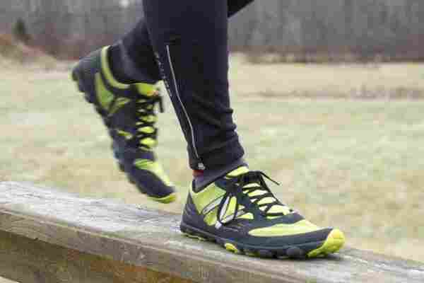 The top rated shoe for barefoot running