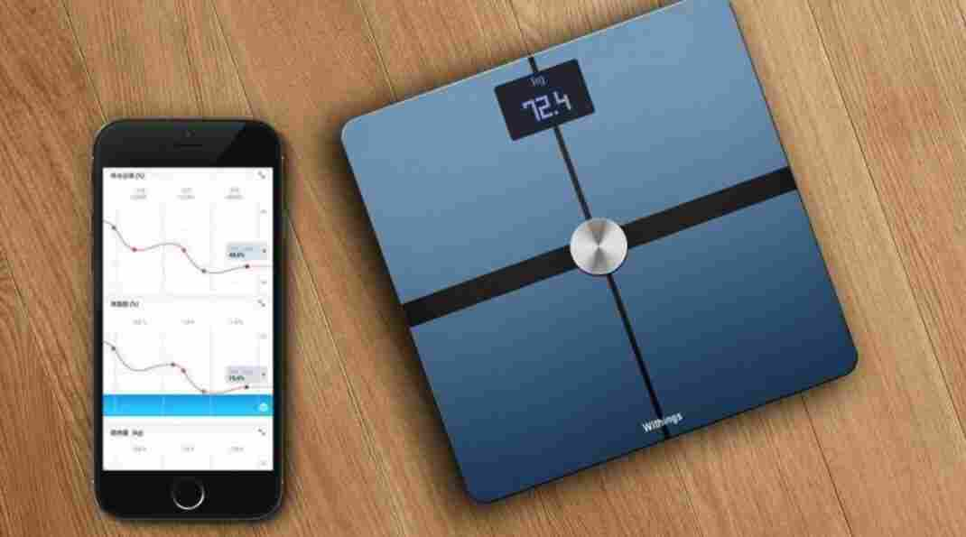 1. Nokia Body+ - Body Composition Wi-Fi Scale