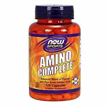 10. Now Sports Amino Complete