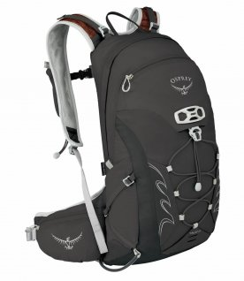 Osprey is the leading name in back pack technology.