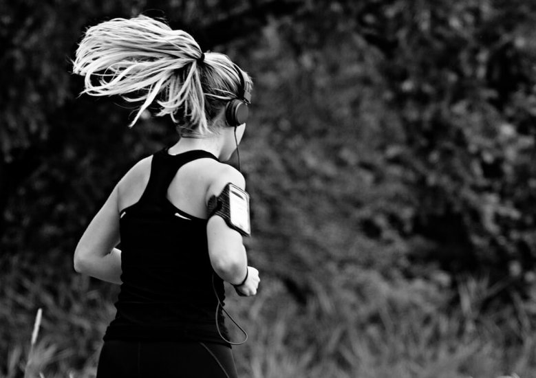 Where Should You Focus Your Attention When Running?