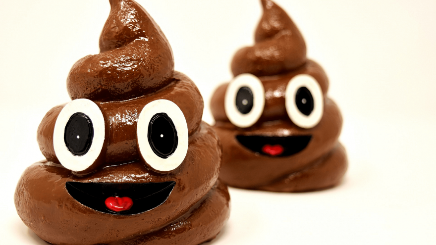 What you need to know about poop doping.