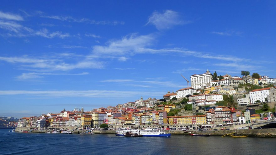 porto, portugal, destination, run