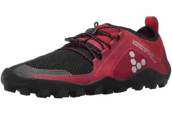 The Vivobarefoot Primus Trail SG is a zero drop shoe for the minimalist, nature enthusiast