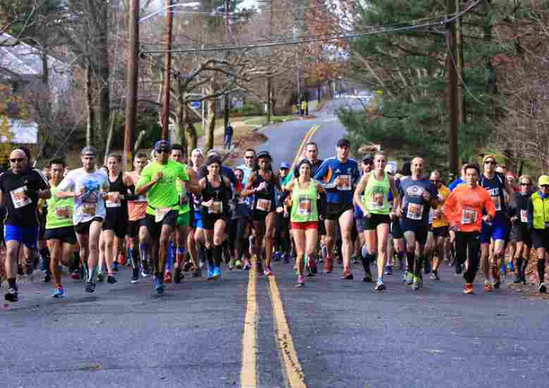 The Navesink Challenge is a hilly race that is among the best fall events for runners.