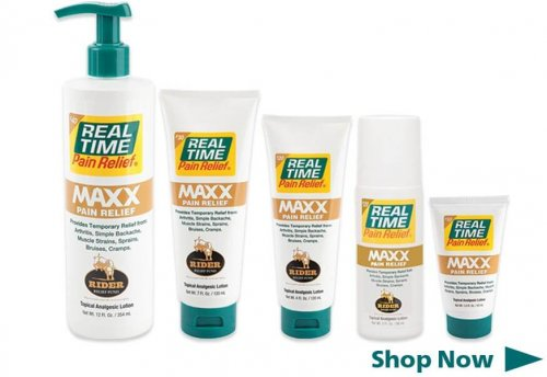real time pain relief maxx