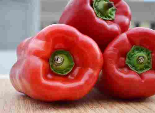 14. Red Peppers
