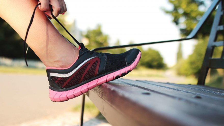 A lighter running shoe doesn't mean it's a better running shoe