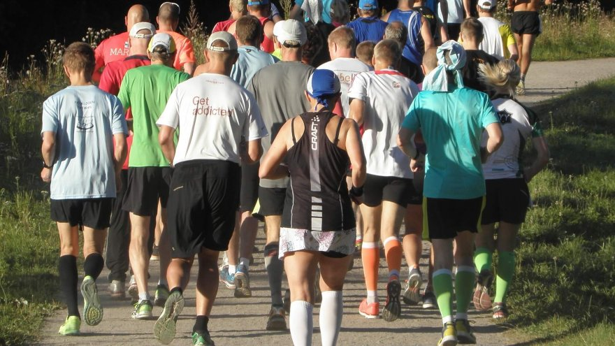 All runners need is some friends and a set location to start a run club.