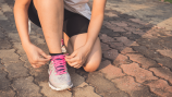 The impact of different leg lengths on running.