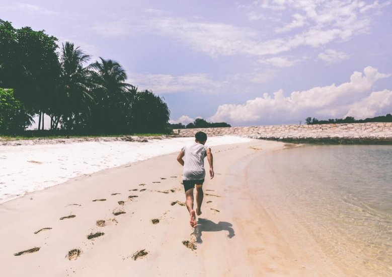 Running On The Beach: Our Easy Guide To Beach Running