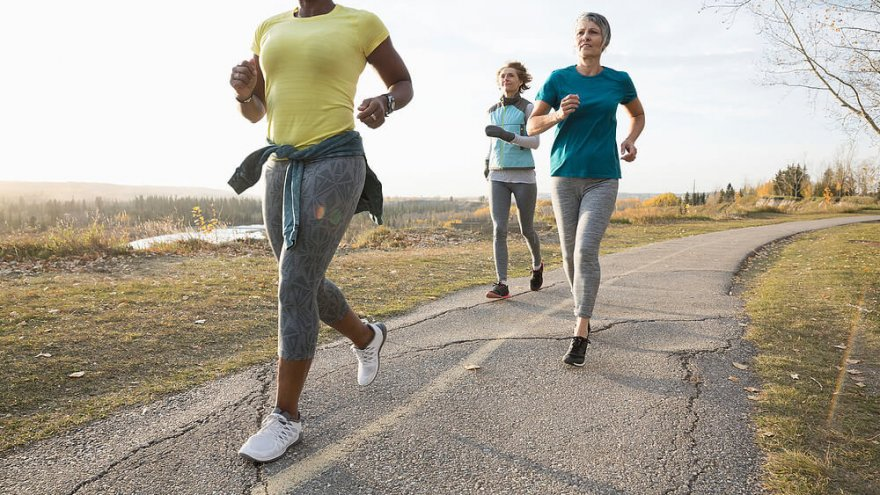 The Aging Runner: Runners 40/50+ Discuss Changes in Performance