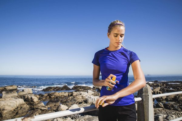 The best sunscreen for use while running