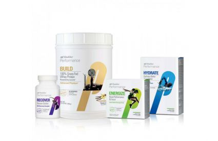 Shaklee is an all natural product line that is safe to consumer for everyday and professional athletes.