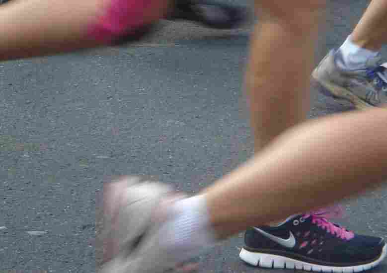 Should you run through an injury? Sometimes you can.