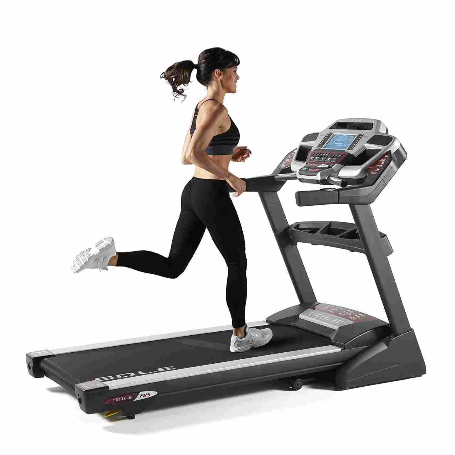 6. Sole F85 Treadmill