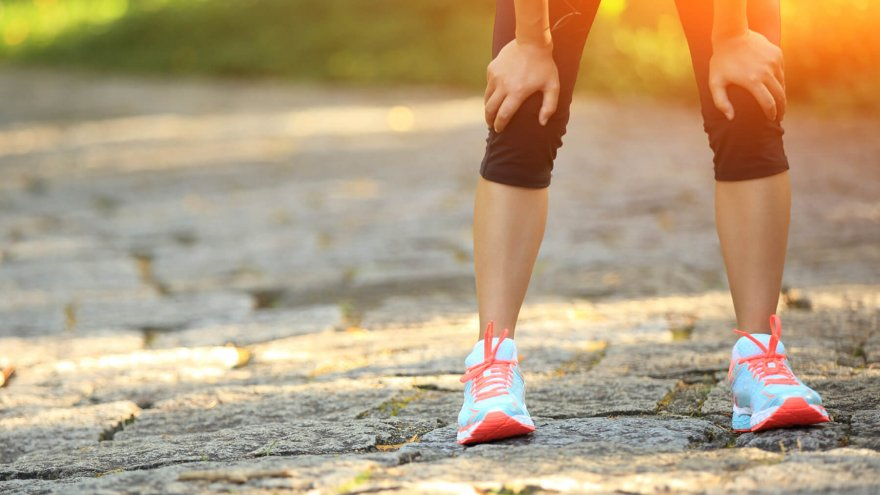 here's what you should not be doing right after a run