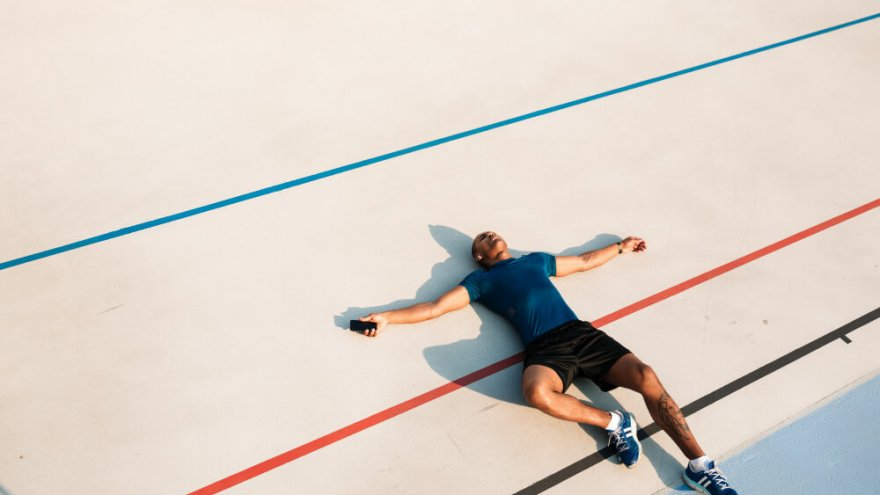The Mental Aspect of Coping With A Running Injury