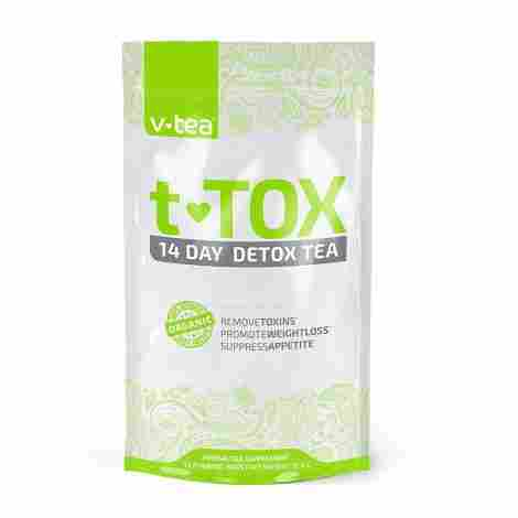 v-tea T-tox 14 Day Detox