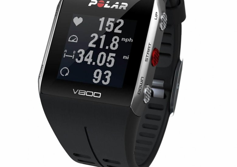 An in depth review of the Polar V800