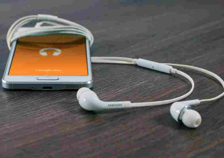 Other things to listen to while running includes podcasts or running games.